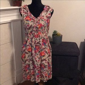 Floral Sundress with Pockets